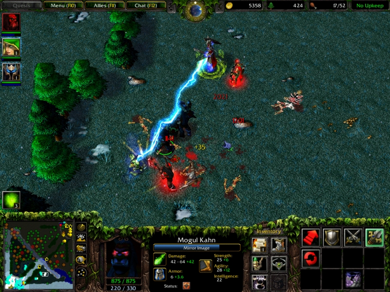 Warcraft 3 patches 1. 22a free download-Warcraft III: The Frozen.