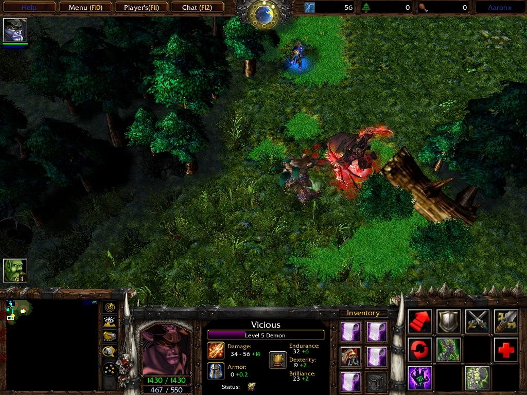 Warcraft iii patch official